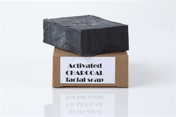 Picture of Activated Charcoal Facial Soap Bar