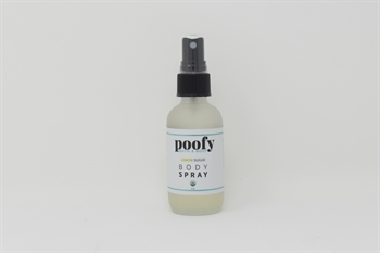 Picture of Lemon Sugar Body Spray Organic